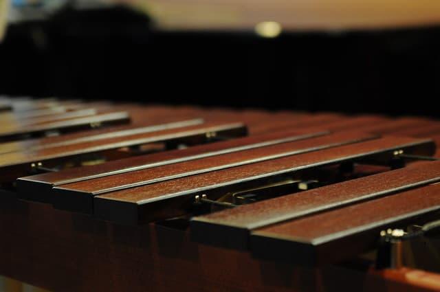 Muziekles Marimba
